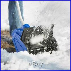 SNOW SHOVEL Blower Electric 13 Inch Snow Removal Only 15 Lbs Back Friendly
