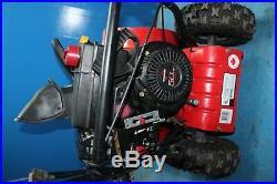 Schneefräse MTD Polar 5056 Troy-Bilt Benzin Schneeräumer kaum benutzt