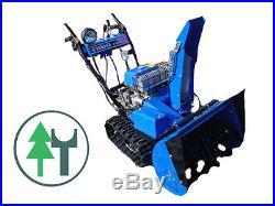 Schneefräse Yamaha YT660EDJ mit Raupenantrieb Elektrostart 6PS neu