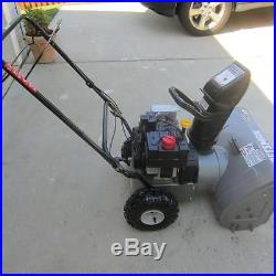 Sears Craftsman 5.0 HP 4 cycle gas snow blower Local Pick-up in MD