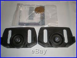 (Set of 2) OEM Mtd SnowBlower Rolling Skid Shoes 490-241-0038 fits many models