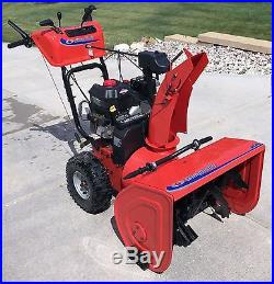 Simplicity 8526L 26 (8.5 HP) Two-State Snow Blower