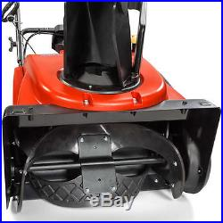 Simplicity SS7522E (22) 208cc Single Stage Snow Blower with Electric Start