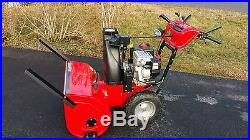 Snapper Snow Blower 1530L