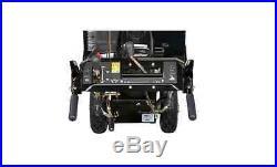 Sno-Tek 24 in. 2-Stage Electric Heavy Duty Start Gas Snow Blower