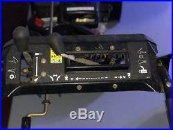 Sno-Tek 24 inch 2-Stage 208cc Electric Start Gas Snow Blower Model # 920402