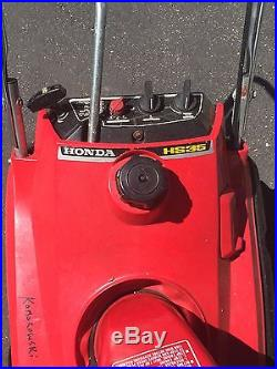 Snow Blower (Gas) Honda HS35