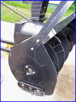 Snow Blower MTD 42 Two-Stage Tractor Mount (Also fits Cub Cadet and Troy-built)