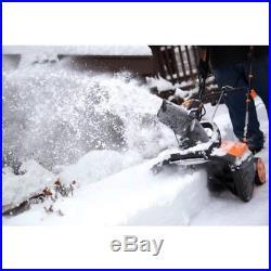 Snow Blower Snow Blaster 13.5 Amp Electric Snow Thrower 18-Inch WEN 5662 NEW