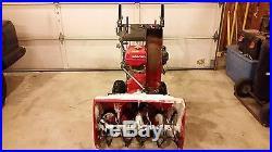 Snow Blower Snow Thrower Honda HS928