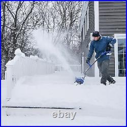 Snow Joe 24-Volt iON+ Cordless Snow Shovel 13-Inch 4.0-Ah Battery & Charger