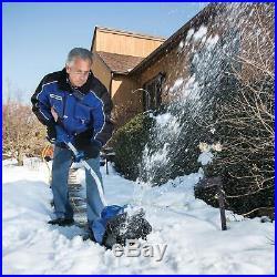 Snow Joe 324E Electric Snow Shovel 11-Inch 10 Amp Motor Headlights