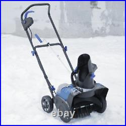 Snow Joe Cordless Single Stage Snow Blower 15 40V Battery & Charger Incl