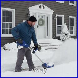 Snow Joe Cordless Snow Shovel 11-Inch 4.0-Ah Battery & Charger Refurbished