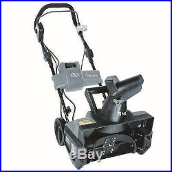 Snow Joe Cordless Snowblower 18-Inch 40V Battery & Charger Included