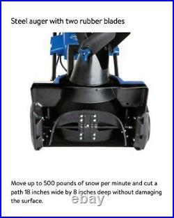Snow Joe ION18SB Cordless Electric Snow Blower