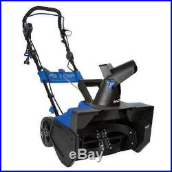Snow Joe Ultra 21 Inch 15 Amp Electric Snow Thrower with 4 Blade Auger (Used)