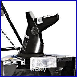 Snow Joe Ultra SJ621 18-Inch 13.5-Amp Electric Snow Thrower with Halogen Light