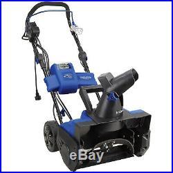Snow Joe iON18SB-HYB 40V 4.0 Ah Hybrid Cordless or Electric Cordless Snow Blower