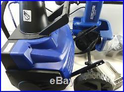 Snow Joe iON18SB Single Stage Snow Blower 18-Inch 40 Volt USED