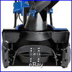 Snow Joe iON 40V Cordless 18 Inch Single Stage Snow Blower with Chargeable Battery