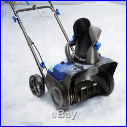 Snow Joe iON 40 V Cordless Electric 15 Inch Single Stage Brushless Snow Blower