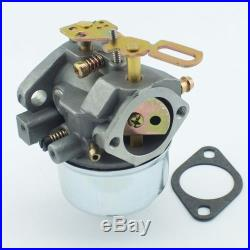 Snowblower Carburetor for Tecumseh 7 8HP HM70 HM80 Engine Toro Ariens Mtd Sears