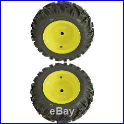 Snowblower Wheels (2) Tires & Rims 16x6.50x8 Ariens Murray Craftsman Toro MTD