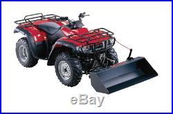 Swisher Universal ATV Dump Bucket Attachment 44 in. Wide Steel Moving Snow Dirt