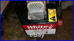 TECUMSEH HMSK105 MTD White Snow Boss Cub 10.5hp Dual Shaft snowblower engine