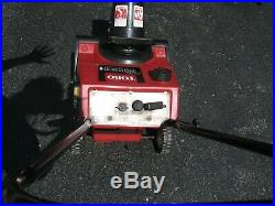 TORO CCR Powerlite-E 3-Horse Power Snow Thrower Blower Electric and Pull Start