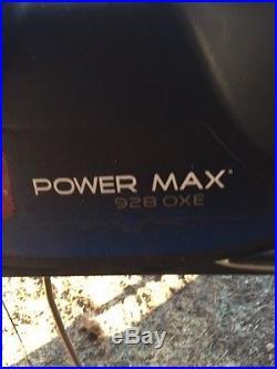 TORO SNOWBLOWER 928 OXE POWER MAX