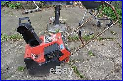 TORO SNOW BLOWER PICK UP ONLY CLEVELAND AREA