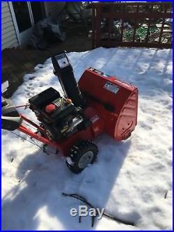 Snow Blowers » TROY-BILT Storm 2410 Snow Thrower 24 Two