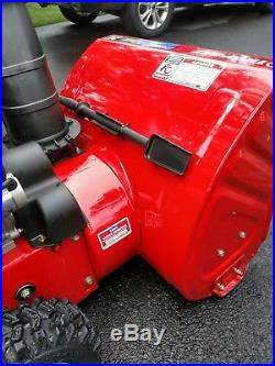 TROY-BILT Storm 2410 Snow Thrower 24 Two-Stage Snow Thrower -, Electric Start