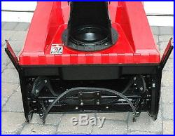 Troy Squall 2100 Snow Blower Electric Or Pull Start