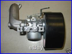 Tecumseh 10HP Carburetor Devilbiss Generator 640260A Intake 33877 Filter 33268