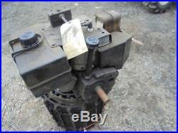 Tecumseh 8 snowblower engine hmsk80 1' crank