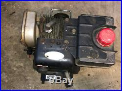 Tecumseh HS50 Running Engine! READ DETAILS