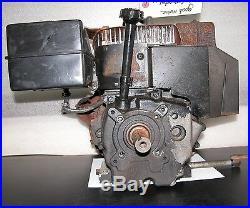 Tecumseh Hm80-155391p 8 HP Horizontal Shaft Engine Used