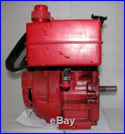 Tecumseh Hs50-67259f 5 HP Horizontal Shaft Engine Used