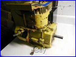 Tecumseh John Deere 826 Snow Blower 8 HP Engine Hm-80
