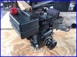 Tecumseh engine 5HP Model HS50-67175C Ser 9285B Runs Good Illinois