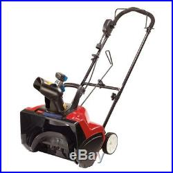 The Toro Company, 38381, Power Curve 18 in. Electric Snow Blower