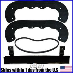 Toro Snow Blower Paddles Scraper Belt Kit CCR3000 55-9300 99-9313 55-8760