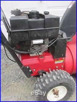 Toro 824 Snow Blower Power Shift 8HP 24 Cut LQQK