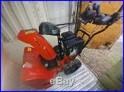 Toro Electric Start Gas Snow Blower Power Max 824 OE 24 in. 252cc Two-Stage