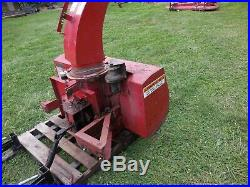 Toro Groundmaster 325D Mower 52 Inch Snow Blower Attachment For Front Mower