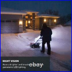 Toro Power Clear 21 in. 60-Volt Lithium-Ion Brushless Cordless Electric Snow
