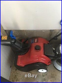 Toro Power Clear 418 ZE Electric Start Model 38282 Snow Blower